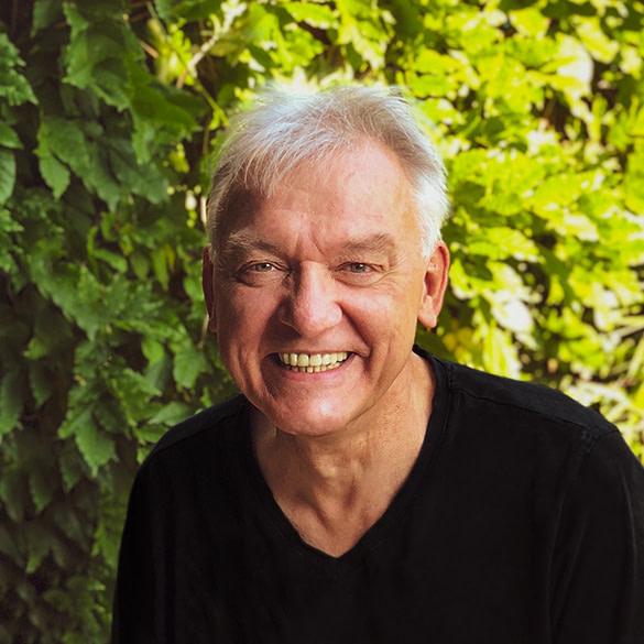 Frank Brunnee smiling