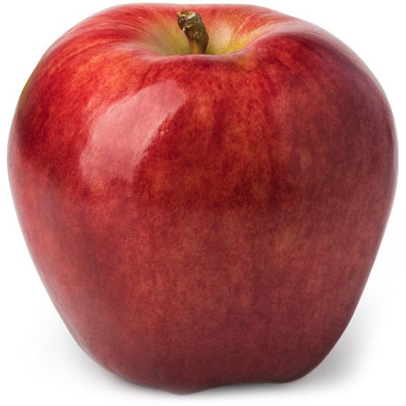 Apfel - von der Natur verpackt