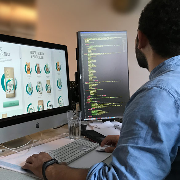 Design und Coding