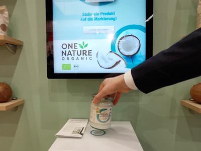 Digital Signage Umsetzung One Nature
